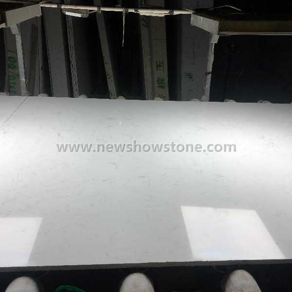 Ariston White artificial marble