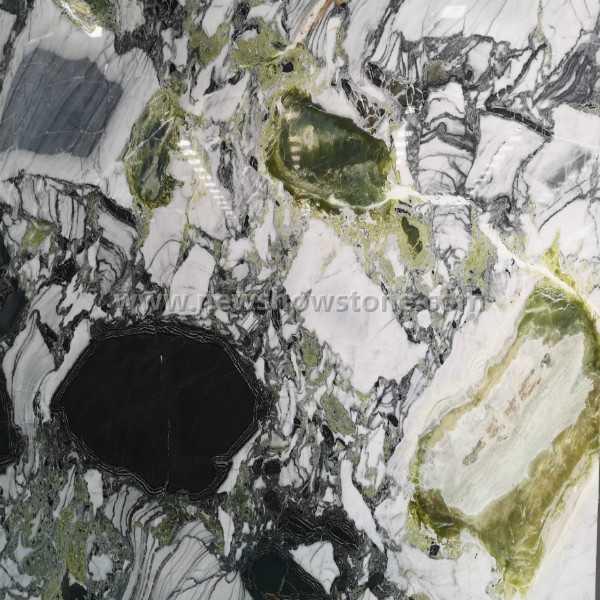 Ice Jade Marble detail