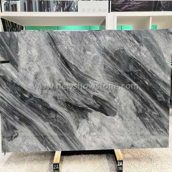 Senna grey Marble Big Slab
